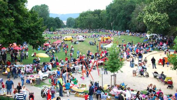 10. August: 24. SPD-Flohmarkt für Kindersachen