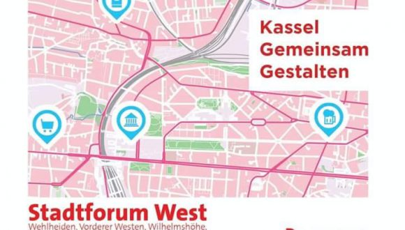 27. Februar: Stadtforum WEST