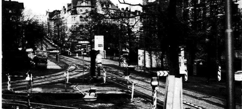 #ThrowbackThursday – Neuer Glanz für den August-Bebel-Platz